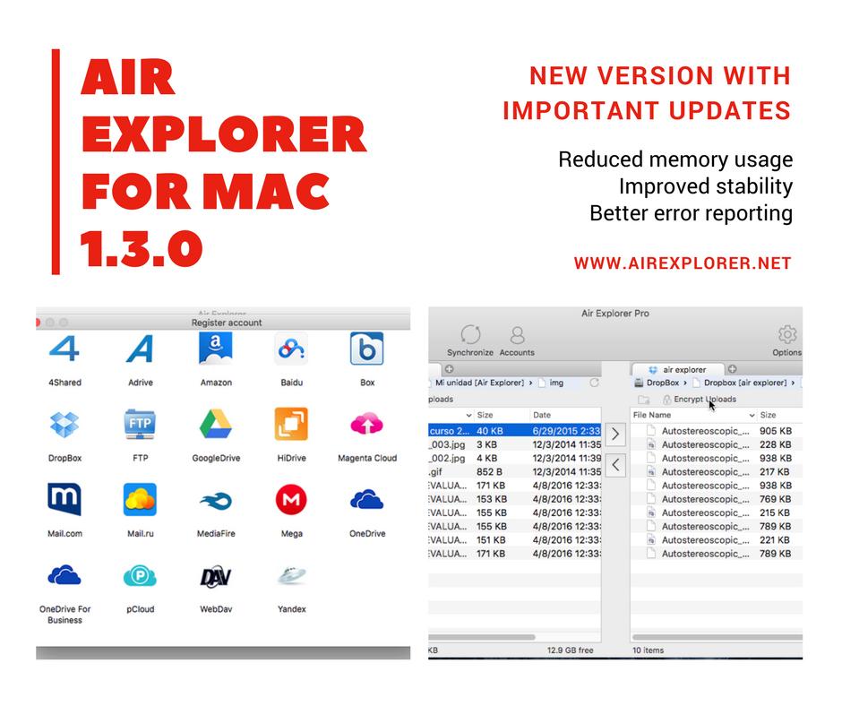 mac | Air Explorer Blog